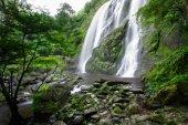 Khlong Lan Waterfall — Stock Photo