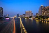 Chao Phraya River — Stock Photo