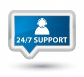 24by7 support customer care — 图库照片