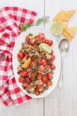 Mexican quinoa salad — Stock Photo