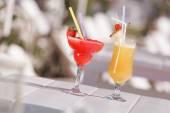 Cocktails — Stock Photo