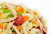 Chicken salad — Стоковое фото