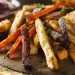 Oven Baked Vegetable Fries — Stock Photo #53929817