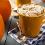 Autumn Pumpkin Spice Latte — Stock Photo #54150681