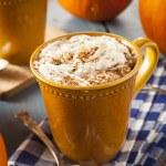 Autumn Pumpkin Spice Latte — Stock Photo #54150683