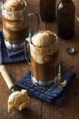 Refreshing Root Beer Float — Stock Photo