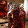 Homemade Cold Brew Coffee — Stock Photo #71796353