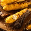 Grilled Corn on the Cob — Stock Photo #73954115