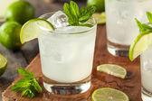 Refrescante limonada helada de frío — Foto de Stock