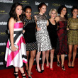 Katie Lowes, Kerry Washington, Darby Stanchfield, Guest, Bellamy Young, Camilla Luddington — Stock Photo #51886329