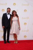 Mark Burnett, Roma Downey — Stock Photo