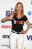 Marg Helgenberger — Stock Photo