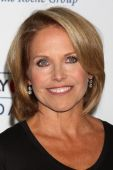 Katie Couric — Stock Photo