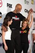 Hailee Steinfeld, Kareem Abdul-Jabbar, Katie Couric — Stock Photo