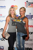 Cynthia Daniel, Brittany Daniel — Stock Photo