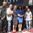 Постер, плакат: Katey Sagal Married with Children Cast Sons of Anarchy Cast