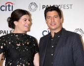 Casey Wilson, Ken Marino — Stock Photo