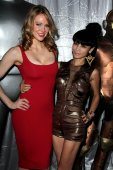 Maitland Ward, Bai Ling — Stock Photo