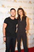 Val Chmerkovskiy, Zendaya Coleman — Stock Photo