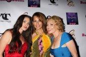 Anna Borchert, Patricia Kara, Heather Lee Moss — Stock Photo