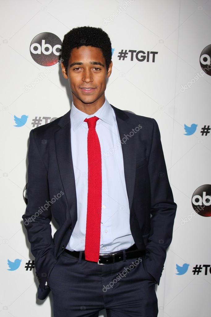 Alfred Enoch Facebook 20 Alfred Enoch at The