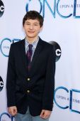 Jared Gilmore — Stock Photo