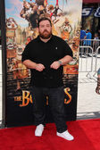 Nick frost — Foto Stock