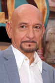 Sir Ben Kingsley — Stock Photo
