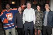 Kevin Smith, Haley Joel Osment, Michael Parks, Genesis Rodriguez, Justin Long — Stock Photo