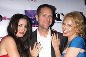 Anna Borchert, Rich Carroll, Heather Lee Moss — Stock Photo