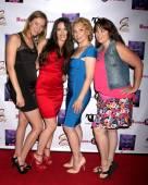 Anne Woods, Anna Borchert, Heather Lee Moss, Leah Cevoli — Stock Photo