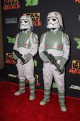 """Star Wars Rebels"" Premiere Screening — Stock Photo"