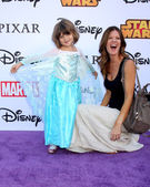 Natalia Scout Lee Stafford, Michelle Stafford — Stock Photo