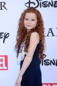 Francesca Capaldi — Stock Photo