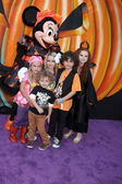 Mia Talerico, Ocean Maturo, McKenna Grace, August Maturo, Francesca Capaldi — Stock Photo