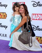 Natalia Scout Lee Stafford, Michelle Stafford — ストック写真