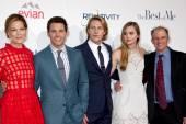 Michelle Monaghan, James Marsden, Luke Bracey, Liana Liberato, Michael Hoffman — Stock Photo
