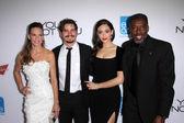 Hilary Swank, Jason Ritter, Emmy Rossum, Ernie Hudson — 图库照片