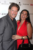 Sean Kanan, Michelle Kanan — Stock Photo