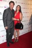 Sean Kanan, Michelle Kanan — Stock Photo