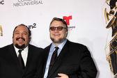 Jorge R Gutierrez, Guillermo del Toro — Stock Photo