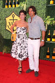 Vanessa Kay, Nacho Figueras — Stock Photo
