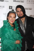 Sue Wong, Dave Navarro — Stock Photo