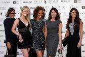Vanessa Marcil, Crystal Hunt, Chrystee Pharris, Hunter Tylo, Lindsay Hartley — Stock Photo