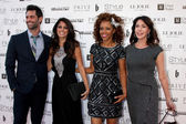 Jason Shane Scott, Lindsay Hartley, Chrystee Pharris, Hunter Tylo — Foto de Stock
