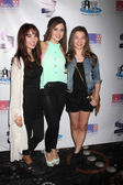 Haley Pullos, Jen Lilley, Stephanie Katherine Grant — Stock Photo