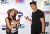Kate Mansi, Robert Scott Wilson — Fotografia Stock