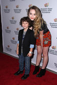 Sabrina Carpenter, August Maturo — Stock Photo