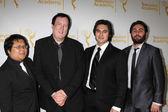 Jimmy Nguyen, Des Doyle, Ryan Patrick McGuffey, Jason Rose — Stock Photo