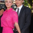 Постер, плакат: Kaley Cuoco Jim Parsons
